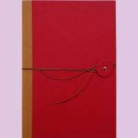Quaderno con occhiello e laccio