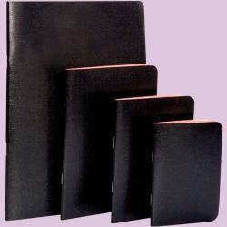 Quaderni neri inchiostrati