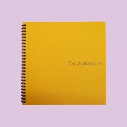 """Album disegno """"Scarabocchi"""""""